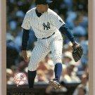 """2000 Topps JUMBO (3.25"""" x 4.5"""") baseball card #2 Orlando Hernandez VG - dinged corner"""