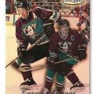 1998/99 Topps Gold Label hockey card #7 Teemu Selanna NM/M