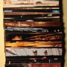 1994 Skybox Star Trek Generations Widevision complete card set #'s 1 - 72 all NM