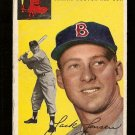 1954 Topps baseball card #80 Jackie Jenson good condition Boston red Sox