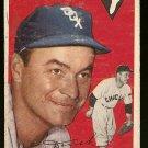 1954 Topps baseball card #110 Harry Dorish G+ Chicago White Sox