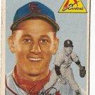 1954 Topps baseball card #135 Joe Presko good condition St. Louis cardinals