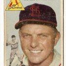 1954 Topps baseball card #116 Steve Bilko G- St. Louis Cardinals