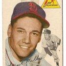 1954 Topps baseball card #164 Stu Miller good condition St. Louis Cardinals