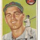 1954 Topps baseball card #178 Bill Glynn G/VG Cleveland Indians