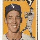 1954 Topps baseball card #173 Jack Harshman VG Chicago White Sox