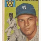 1954 Topps baseball card #185 (B) Chuck Stobbs good condition Washington Senators
