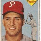 1954 Topps baseball card #212 Mickey Micelotta VG Philadelphia Phillies