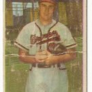 1954 Bowman baseball card #16 (B) Jim Wilson - fair