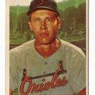 1954 Bowman baseball card #53 Don Lenhardt G/VG