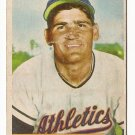 1954 Bowman baseball card #51 Alex Kellner F/G