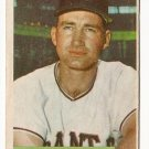 1954 Bowman baseball card #41 Al Dark VG/EX