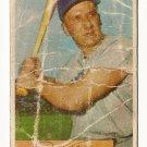 1954 Bowman baseball card #45 Ralph Kiner - poor