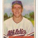 1954 Bowman baseball card #67 Carl Scheib G/VG