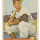 1954 Bowman baseball card #85 Jim Dyck G/VG