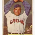 1954 Bowman baseball card #100 Mike Garcia G/VG