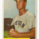 1954 Bowman baseball card #114 Willard Nixon EX