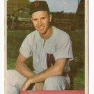 1954 Bowman baseball card #216 Jerry Snyder VG