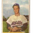 1954 Bowman baseball card #195 (B) Bob Cain - good