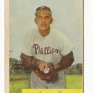 1954 Bowman baseball card #159 (B) Johnny Lindell - good