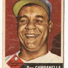 1953 Topps baseball card #27 Roy Campanella F/G Brooklyn Dodgers