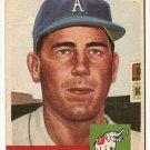 1953 Topps baseball card #97 (B) Don Kolloway, G/VG, Philadelphia Athletics