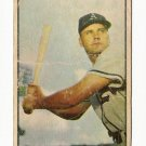 1953 Bowman COLOR baseball card #13 Gus Zernial P/F