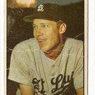 1953 Bowman COLOR baseball card #20 Don Lenhardt good