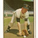 1953 Bowman COLOR baseball card #1 Davey Wiliams G/VG