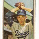 1953 Bowman COLOR baseball card #14 Billy Loes good