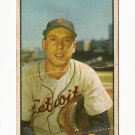 1953 Bowman COLOR baseball card #6 Joe Ginsberg poor (some paper glued on back)