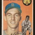 1954 Topps baseball card #201 Al Kaline RC VG Detroit Tigers