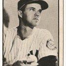 1953 Bowman B/W Black & White baseball card #25 John (Johnny) Sain EX