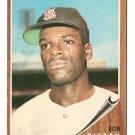 1962 Topps baseball card #530 Bob Gibson Ex St. Louis cardinals