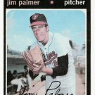 1971 Topps baseball card #570 Jim Palmer NM Baltimore Orioles