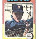 1975 Topps MINI baseball card #370 Tom Seaver VG New York mets