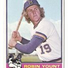 1976 Topps baseball card #316 Robin Yount NM/M Milwaukee Brewers