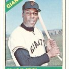 1966 Topps baseball card #550 Willie McCovey NM San Francisco Giants