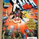 Uncanny X-Men comic book #333 1996