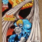 Uncanny X-Men comic book #338 1996 Angel reborn