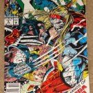 X-Men comic book #5 1992