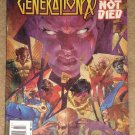 What If? comic book #75 1995 Blink of Generation X had not died? Oh NO! Not That!!!!