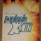 Uncanny X-men comic book #395 2001