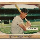 1955 Bowman baseball card #46 Mickey Vernon NM