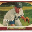 1955 Bowman baseball card #100 Tom Morgan EX