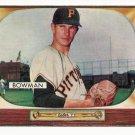 1955 Bowman baseball card #115 (C) Roger Bowman EX