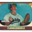 1955 Bowman baseball card #119 (B) Joe Astroth EX/NM
