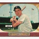 1955 Bowman baseball card #147 (D) Sam Mele EX
