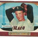1955 Bowman baseball card #148 (D) Bob Chakales VG/EX