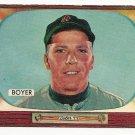 1955 Bowman baseball card #149 (C) Cloyd Boyer EX/NM